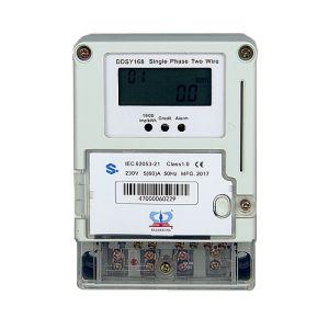 Одна фаза IC/RF Power Meter предоплаты