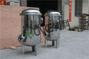 Gute QualitätsEdelstahl-Beutelfilter-Maschine mit gutem Preis