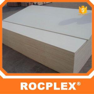 薄板にされた合板、プラスチックのRocplexの価格は合板18mmに直面した