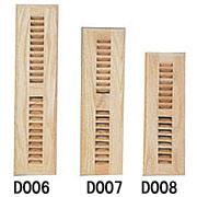 Sfiato di legno