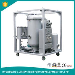 Macchina di eliminazione del combustibile di alta qualità di litro/ora di marca 9000 di Lushun, unità della raffineria di petrolio di vuoto, purificatore di olio protetto contro le esplosioni da Chongqing. La Cina