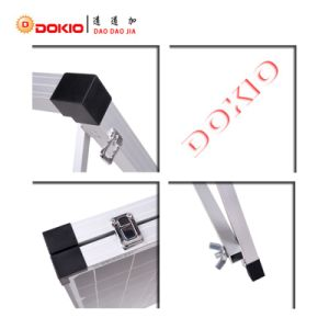 Panneau solaire pliable Dokio 100W mono cristallin