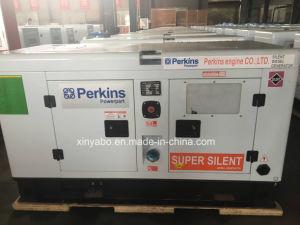 Silenzioso alimentato dal diesel Genset della Perkins Engine 80kVA