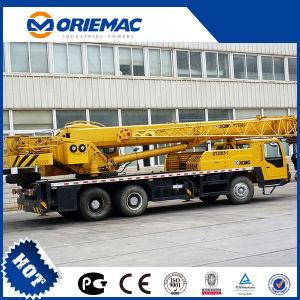 Xcm de Kraan Qy16b van de Vrachtwagen van 16 Ton. 5