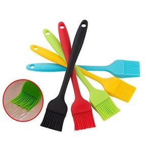 O BBQ Eco-Friendly do produto comestível do Kitchenware utiliza ferramentas a escova do petróleo de silicone
