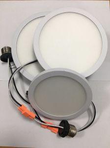 10 Jahre des Fertigung-preiswerte Preis-LED helle Cer RoHS UL-9W 15W 18W LED Panel-