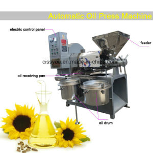 自動ゴマピーナツアーモンドねじオイル出版物の製造所機械(AW6Y)