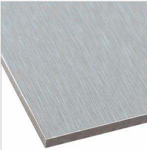 アルミニウム合成シートのためのPEの上塗を施してあるアルミニウムシート
