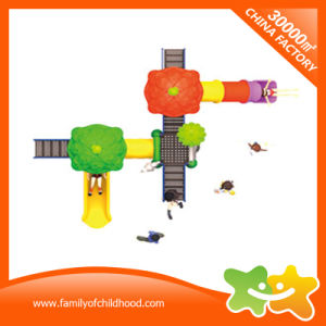 De openlucht Dia van de Buis van het Speelgoed van het Pretpark Plastic voor Kinderen