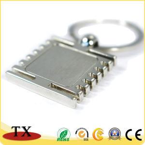 주문 기념품 선전용 금속 열쇠 고리