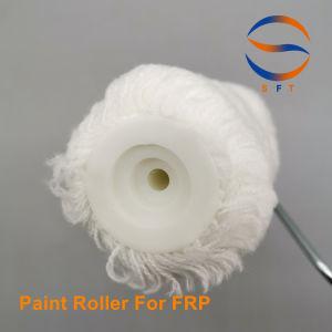 Resistencia a los disolventes de pintura de resistencia de acetona en los rodillos laminadores de FRP