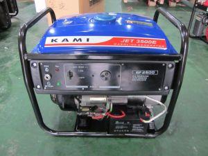 단일 위상 4500W 4.5kVA YAMAHA 가솔린 발전기 세트
