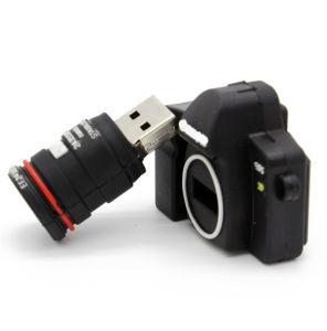 azionamento dell'istantaneo del USB della macchina fotografica dell'azionamento della penna della macchina fotografica USB2.0 del fumetto 8GB