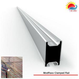 Energía verde tierra Solar Estructuras de soporte de aluminio (XL204)