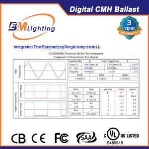 Hydroponic crecer los sistemas de luz 315W CMH lastre Digital de gases de efecto