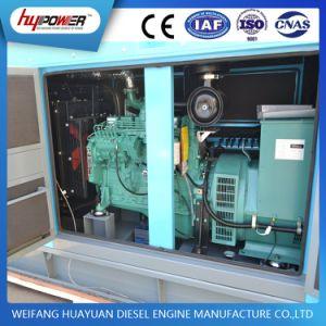 Valise de générateur Cummins 50kw Machine avec 50Hz 400 V