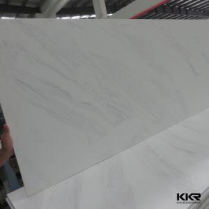 Het hete Verkopende Marmer kijkt de Stevige Oppervlakte van 12mm voor Worktop (181008)