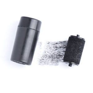 18mm 값을 매기는 전자총 라벨 붙이는 사람 잉크 롤러 (IR18-1)