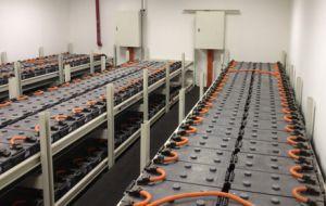 De Zure Batterij van het lood voor UPS (12V-7Ah)
