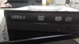 In het groot Enige Schrijver DVD voor het Branden van Lege CD DVD