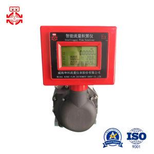 Contatore della rotella della vita del gas per la misura di gas industriale
