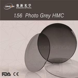Produtos Acabados / 1,56 Photogray Hmc / Visão única / Lente óptica
