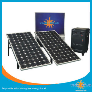 Mini portable prêt fait l'énergie solaire Système (SZYL-SPS-300G)