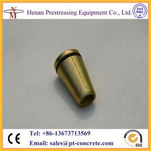 Cunei della testa dell'ancoraggio del calcestruzzo rilevato in anticipo per il filo del PC di 15.24mm