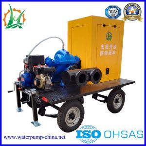 Asciugamento e pompa centrifuga spaccata di doppia aspirazione di caso di alta pressione