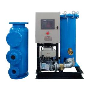 Máquina limpiadora Desincrustante de tubo de condensador con pelota de goma