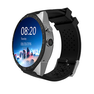 2016 Nueva llegada Kingwear Kw88 Mtk6580 Bluetooth Android relojes