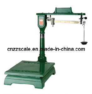 100kg Spring Platform Scale/Floor Scale (ZZDPS-01)