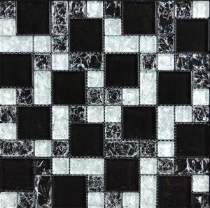 Mini Versalles mosaico de vidrio baldosas de pared