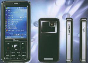 Het Dubbele Mobiel Werken dubbel-GSM dubbel-SIM (GGH6)
