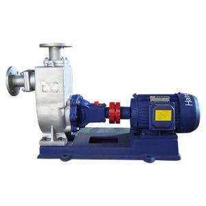 ZW Série Non-Clogging Self-Priming25-8 de la pompe d'eaux usées (ZW-15 ZW300-800-14)