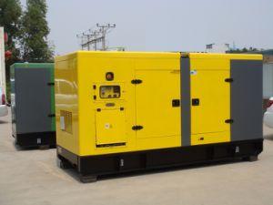 250kVA a 50Hz 1500 rpm motor Cummins Diesel insonorizados generador de energía