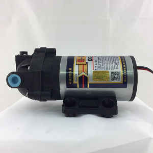 RO bomba auxiliar 75gpd Pressão Constante 70psi Home Uso de Osmose Inversa Ce203