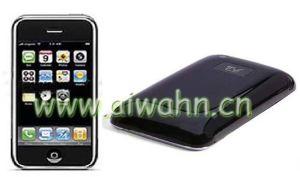 Fascia del quadrato & carta doppia di SIM & telefono delle cellule della TV (T1)