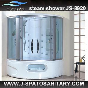 Federación de lujoso cuarto de baño de vapor jacuzzi ducha Alojamiento (JS-8920)