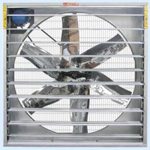 Bc goutte d'un marteau pour la volaille du ventilateur d'échappement