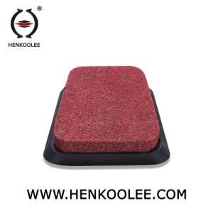 適用範囲が広いスポンジの磨くパッドの研摩剤のダイヤモンドブランクフルト
