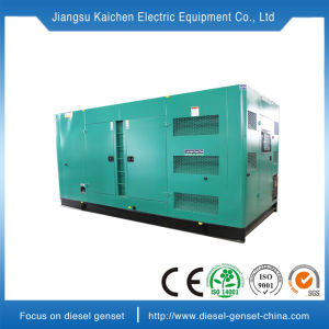 Shangchai Sdecエンジンを搭載する予備発電500kVAの防音のディーゼル発電機