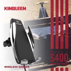 Разработаны 2в1 Qi Wireless автомобильное зарядное устройство для iPhone X Xs Xr Samsung S9 быстрая зарядка для всех ци устройства
