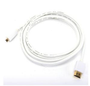 32AWG ultradünnes/dünnes HDMI Kabel für 3D, PS3, xBox