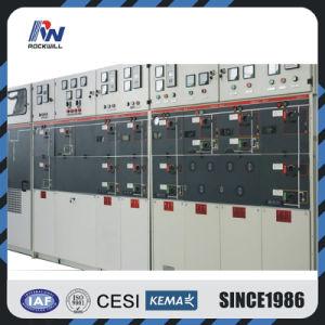 Il comitato dell'apparecchiatura elettrica di comando dell'unità principale dell'anello, il gas Sf6 ha isolato