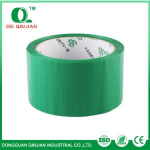 De Acryl Zelfklevende Groene Band BOPP van uitstekende kwaliteit