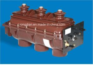 FL (R) N36-12 de alto voltaje tipo SF6 el disyuntor de la prueba de arco metálico con aislamiento de aire de cuadros