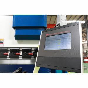 A HP-S 100/3200 servofreio completo CNC Hidráulica Máquina de dobragem de folhas de metal