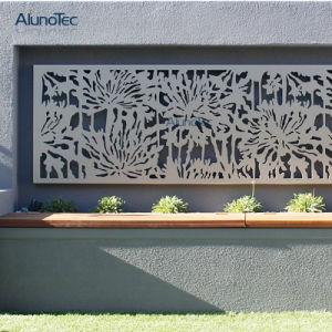 Kundenspezifische Puder-Beschichtung-lochende externe Aluminiumumhüllung