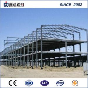 Edificios con estructura de acero prefabricados / Almacén de construcción